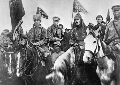 236040 red army cavalry 19201